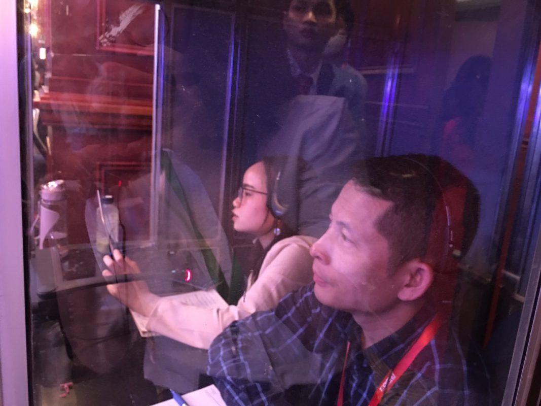 SK Translate Interpreters at TECHFEST 2020